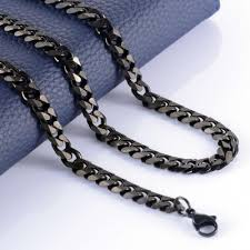<b>PUVOS</b> Ladies Round Beads Thick Chain <b>Necklace</b> Web Celebrity ...