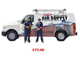 air supply heating cooling las