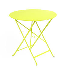 outdoor garden tables bistro foldable table Ø 77cm foldable with umbrella