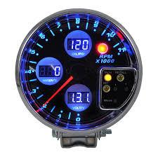 similiar tach gauge keywords auto parts new style tachometer meter gauge 8142 bl 2