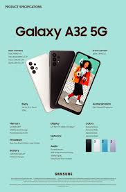 Specs] Galaxy A32 5G Delivers Awesome ...