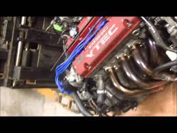 JDM Honda Prelude BB6 H22A Type S Vtec Engine, 5 speed ...