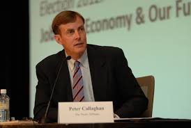 Tacoma News Tribune political columnist Peter Callaghan