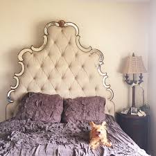 luxury bed by neiman marcus furniture with tufted headboard for bedroom furniture ideas