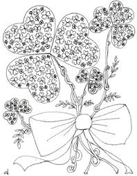 Small Picture Make it easy crafts St Patricks Day free coloring page