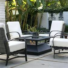 houzz patio furniture. Patio Furniture Ideas Outdoor Fire Pit Set Houzz