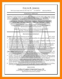 Resume Objective For Paralegal 100 paralegal resume objective examples address example 53