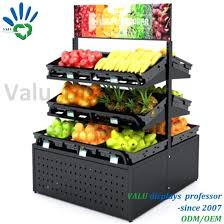 Fruit And Vegetable Stands And Displays Enchanting Vegetable Storage Racks Tywcuk