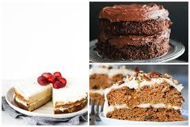 5 Decadent Paleo Birthday Cake Recipes Uncommonly Well