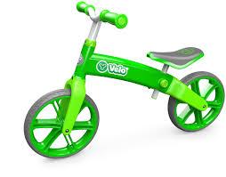 <b>YVolution Беговел</b> детский <b>Velo Balance</b> цвет зеленый — купить в ...
