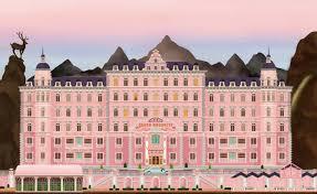 The Grand Budapest Hotel - Ivy Tsai