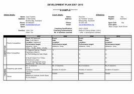 Business Development Plan Template Word Business Development Plan