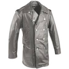 taylor s leatherwear nypd highway coat