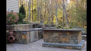 Outdoor Kitchen Contractors Creation Of Outdoor Kitchen And Entertaining Area 2 Landscape
