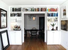 bookshelves built in custom bookshelves houzz built in bookshelves around fireplace