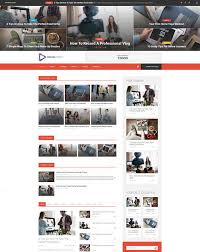 Video Website Template Interesting 48 Of The Best WordPress Themes For Video Websites Down