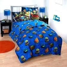 Turtle Bedding Set Stylish Teenage Mutant Ninja Turtles 6 7 Piece ...