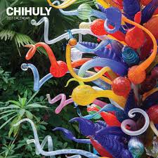 Small Picture Amazoncom Chihuly 2017 Wall Calendar 9781419720949 Dale