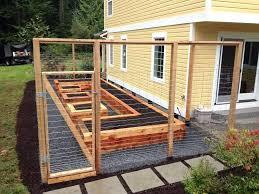 enclosed raised bed garden and gate urban farm plans raised bed design garden