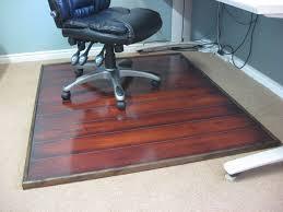 chair mat for hardwood. lovely inspiration ideas office chair mat for wood floors wooden hardwood