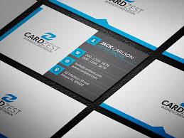 Professional Business Card Templates Free Business Card Templates Cardzest