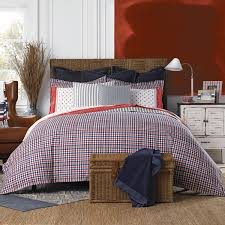 Tommy Hilfiger Timeless Plaid Reversible Cotton Comforter Set - Free  Shipping Today - Overstock.com - 20029683
