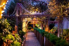 holiday train show bar car nights new york botanical garden enid haupt conservatory