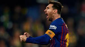 سبورت: اكتمال اتفاق تجديد عقد ميسي مع برشلونة
