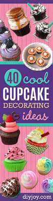 Cupcake Decorating Accessories Birthday Cupcake Decorating Ideas 53