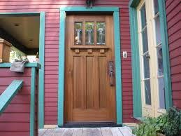 craftsman style front doorsConsidering Front door style for Your Home  Classy Door Design