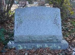 Beatrice Celina Johnson Beckman (1910-1984) - Find A Grave Memorial