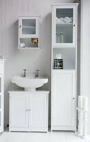 tall bathroom storage cabinets. Simple Cabinets White Bathroom Cabinet Ideas Best Tall Cabinets On  With Regard To Storage Off Vanity In O