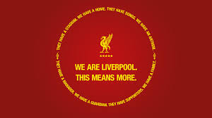 Black Wallpaper Liverpool Logo