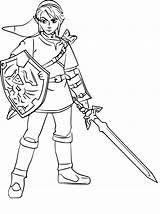 Legend Of Zelda Breath Of The Wild Coloring Pages Coloring Pages