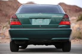Purchase used BEAUTIFUL MECHANICAL GEM 1999 MERCEDES BENZ C230 ...