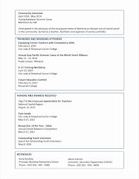 Sample Resume For New Nurses Resume Template