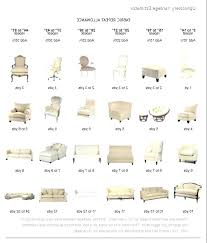 Upholstery Chart For Furniture Upholstery Yardage Chart