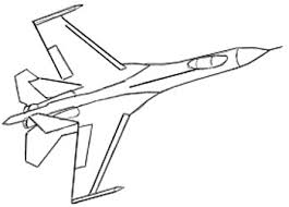 Airplane Drawing How To Draw An Airplane Draw Step By Step
