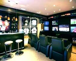 Home game room Arcade Home Game Room Ideas Decor Homes Wall Beautiful Sport Theme Contemporary Small Thesynergistsorg Decoration Home Game Room Ideas