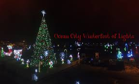 Winterfest Of Lights Ocean City Md Tickets Holiday By The Sea At The Oc Defender Resorts