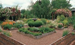 how to build a kitchen garden from scratch