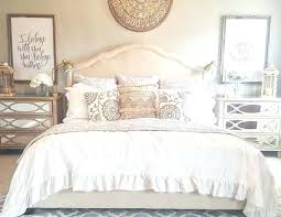 full image for white and gold bedding sets tan gold and white master bedroom white and
