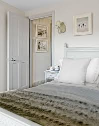 Pale Grey Bedroom Be Inspired By This Devon Fishermans Cottage The Room Edit