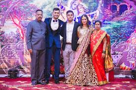 South Indian Wedding Reception Photos