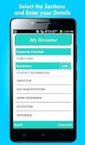 Free Resume Builder App Inspiration Free Resume Builder App Free Resume Builder App Elegant Actually