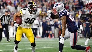 Steelers Rb Depth Chart Steelers Rb James Conner Leaves Game With Injury Heavy Com
