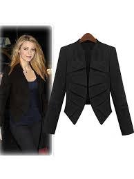 fashion spring autumn new european american women s plus size suede leather jacket short coat deaml com
