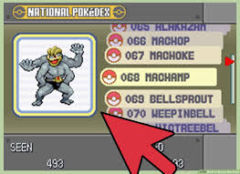 Machamp Evolution Chart How To Evolve Machoke 14 Steps With Pictures Wikihow