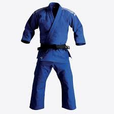 Judo Gi Adidas Judo Contest Gi Blue Judo Gi Jiu Jitsu Judo