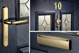 the latest evolution in door furniture is now supplied on door stop doors as standard with the external furniture now manufactured from 304 grade